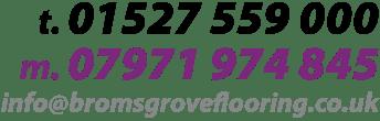 Contact Install A Floor Bromsgrove